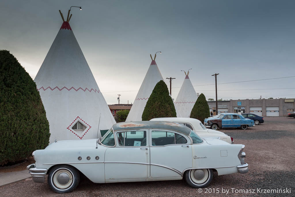 Wigwam Motel - Holbrook Arizona