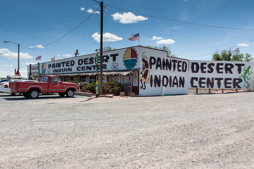 Painted Desert Indian Center AZ