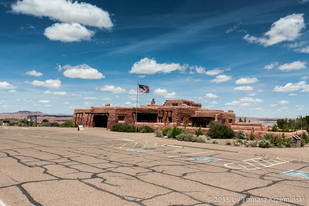 Painted Desert Inn AZ