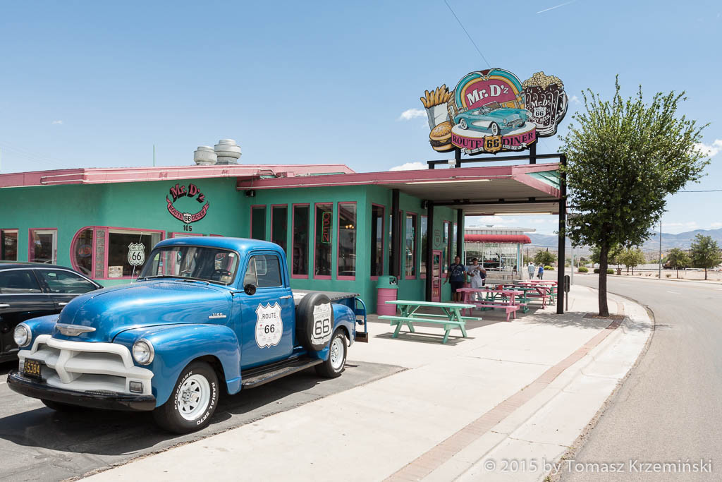 Mr. D'z Diner, Kingman AZ