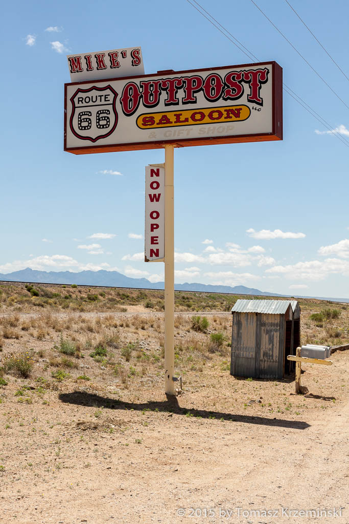 Mike's Outpost Saloon AZ