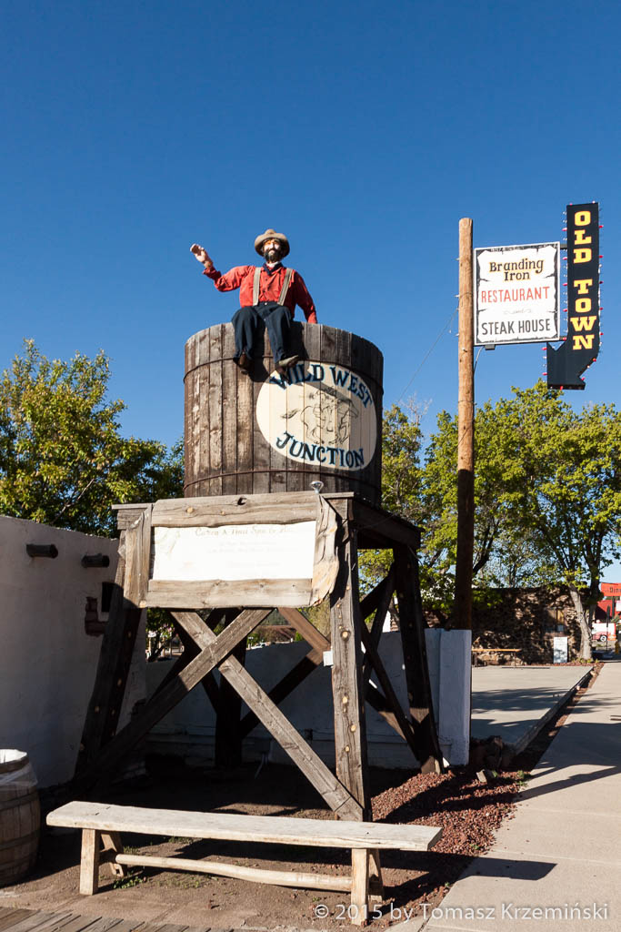 Wild West Junction, Williams, AZ