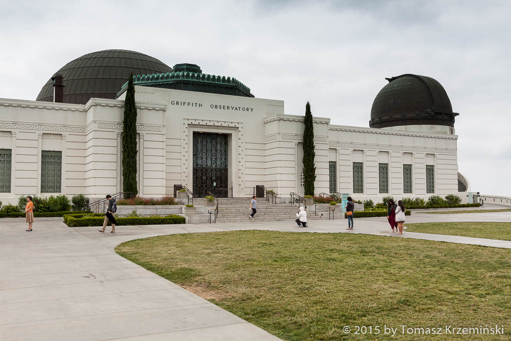 Griffith Observatory, Los Angeles CA