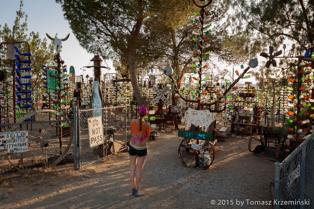 Elmer's Bottle Tree Ranch CA