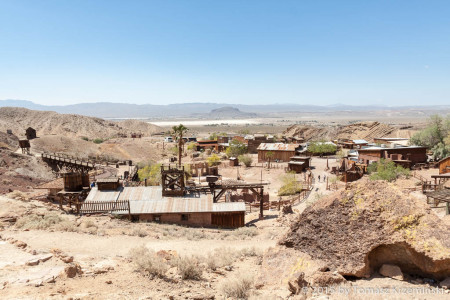 Calico Ghost Town, Yermo CA