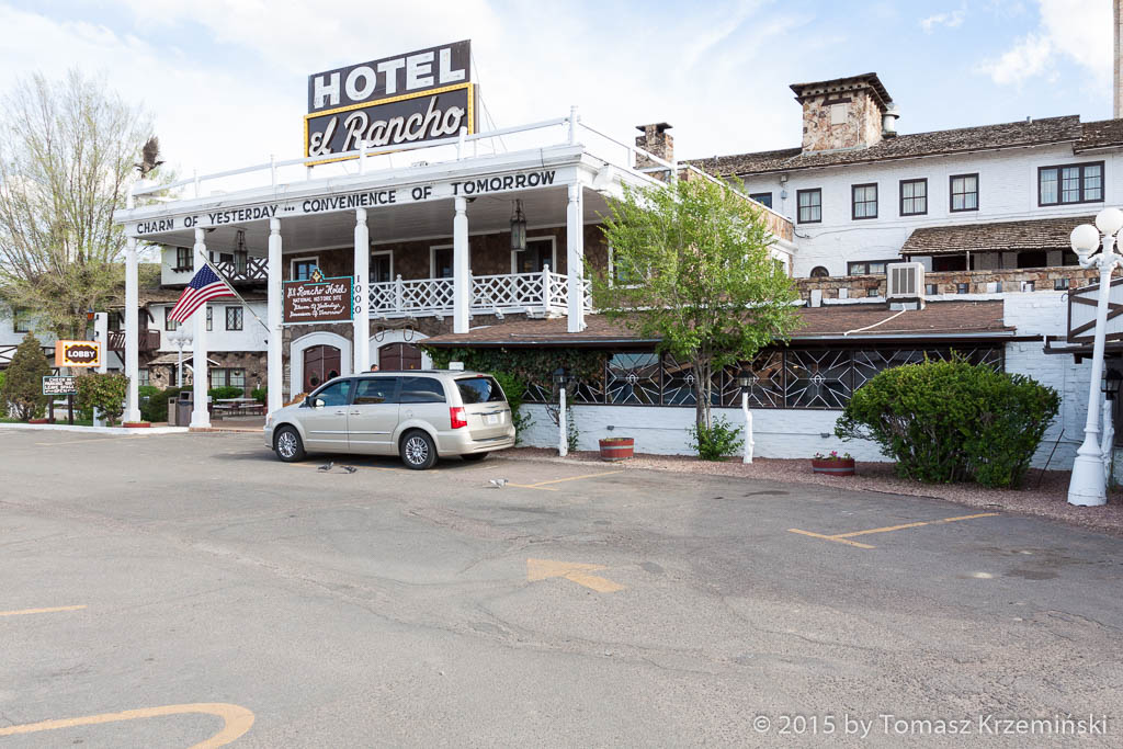 El Rancho Hotel, Gallup, NM