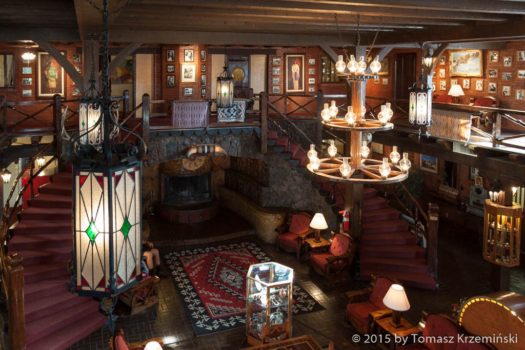 El Rancho Hotel, Gallup NM