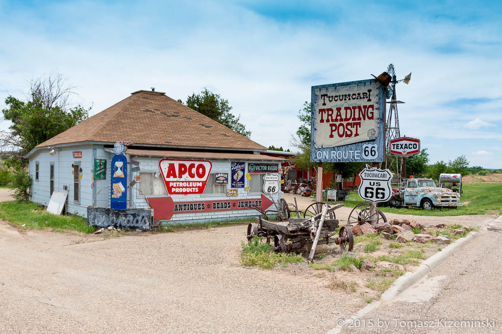 Trading Post, Tucumcari NM