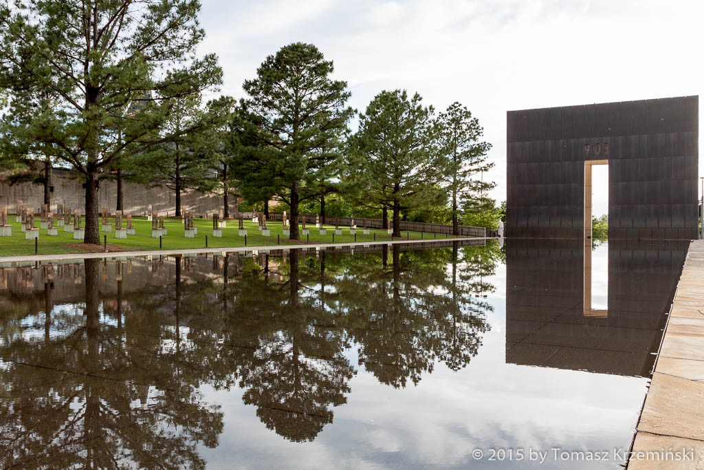 City Memorial, Oklahoma City OK