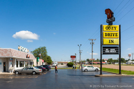 Cozy Dog Drive-In - Springfield Illinois