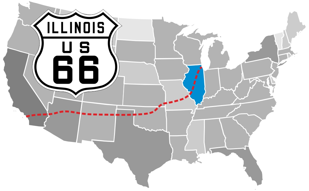 """Illinois """"Land of Lincoln"""""""