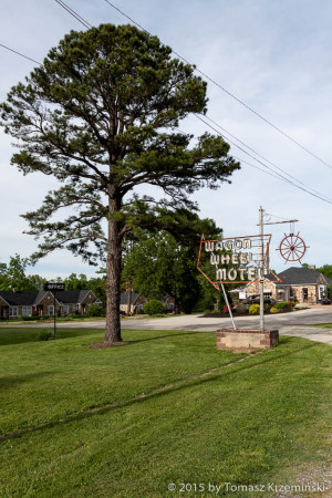 Wagon Wheel Motel - Cuba Missouri