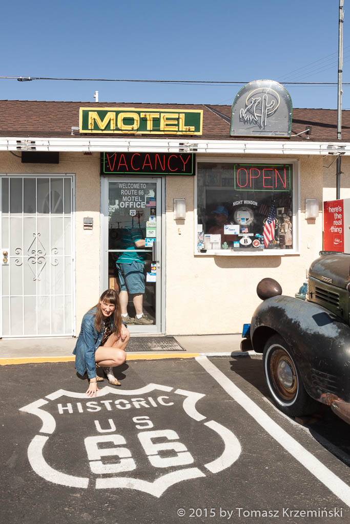 Route 66 Motel, Barstow, CA