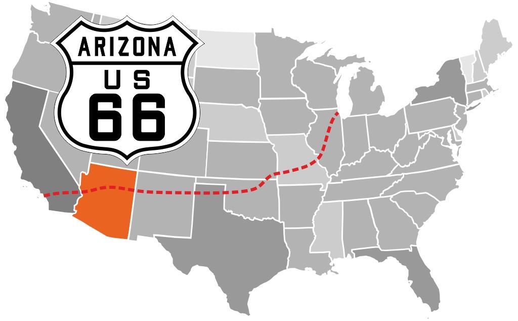 "Arizona ""Grand Canyon State"""