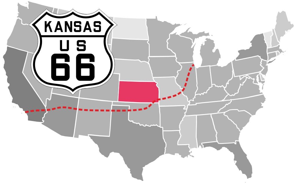 "Kansas ""Sunflower State"""