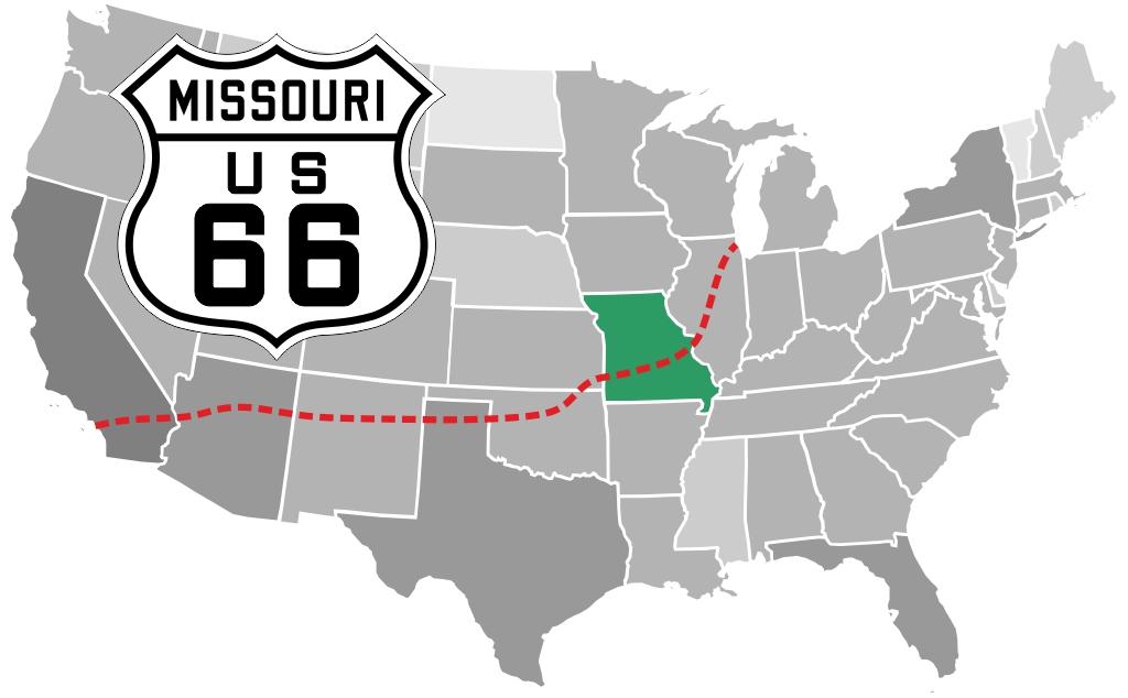 "Missouri ""Show Me State"""