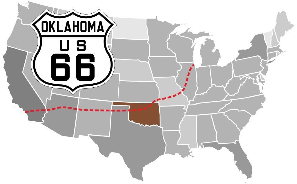 "Oklahoma ""Sooner State"""