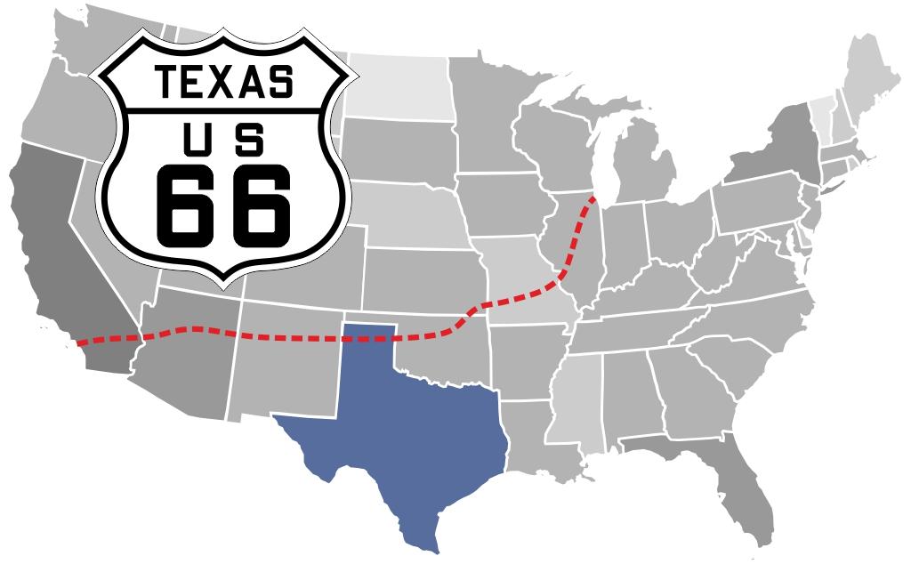 "Teksas ""Lone Star State"""